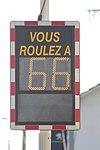 Radar pédagogique route Mâcon St Cyr Menthon 8.jpg