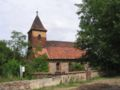 Dorfkirche in Rädigke