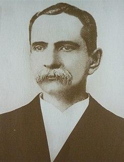 Rafael Antonio Gutiérrez President of El Salvador