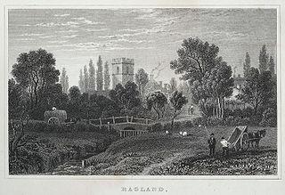 Ragland, Monmouthshire