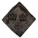 Raha; klippinki; markka - ANT2-632 (musketti.M012-ANT2-632 2).jpg