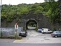 Railway Bridge off Halifax Road - geograph.org.uk - 1462655.jpg