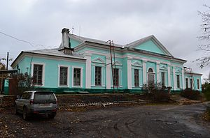 Nelidovo, Nelidovsky District, Tver Oblast - Nelidovo railway station