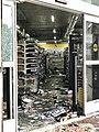 Raleigh, North Carolina George Floyd death protest damage 11.jpg