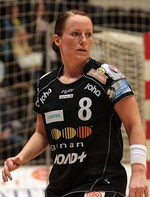 Ragnhild Aamodt - Image: Ranghild Aamodt 22.04.2009 small
