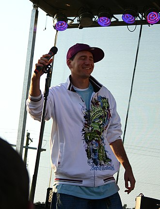 KJ-52 - Image: Rapper KJ 52 in 2008