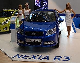 GM Uzbekistan - Ravon Nexia R3