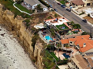 The Real World: San Diego (2011) - The La Jolla residence, seen in June 2011