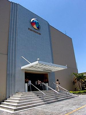 Television in Brazil - Image: Rederecord