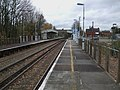Reedham station look north.JPG