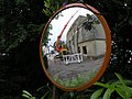 Reflections on a crane - geograph.org.uk - 185989.jpg
