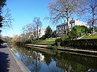 Regent's Canal on a sunny winter's day - geograph.org.uk - 1736738.jpg