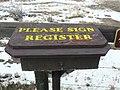 Register sign-in outside La Junta, CO (2) (7ac75f82cabd48b8af1bae6a5e42830d).JPG