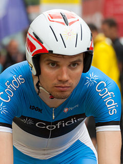 Rein Taaramäe Estonian road bicycle racer