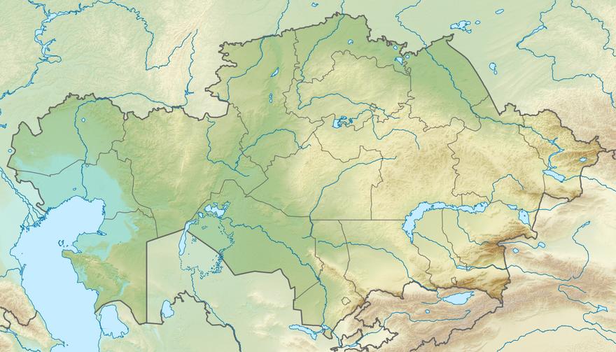 kazahsztán térkép Kazahsztán – Wikipédia kazahsztán térkép