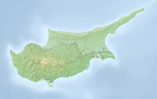 Zeitzone Zypern