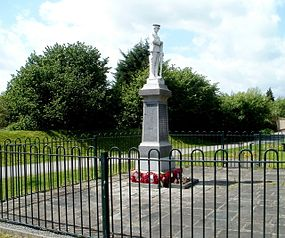 Relocated Trelewis War Memorial - geograph.org.uk - 3220797.jpg