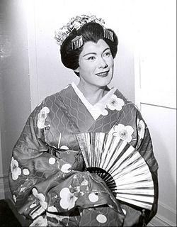Renata Tebaldi Italian opera singer