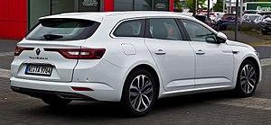Renault Talisman - Renault Talisman Grandtour
