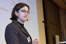Rencontre Wikimedia France - Adrienne Alix.jpg