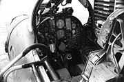 Republic F-105D cockpit 060901-F-1234S-009