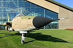 Republic F-105G Thunderchief, 1955 - Evergreen Aviation & Space Museum - McMinnville, Oregon - DSC00438.jpg