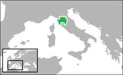 The Republic of Florence in 1494