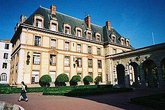 Cité Internationale Universitaire de Paris - Image: Residence andre honnorat