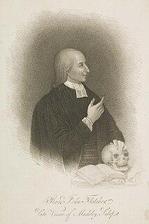 John William Fletcher British Methodist cleric