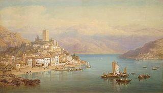 Charles Vacher British artist