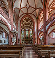 Rheingauer Dom, Geisenheim, Nave and Choir 20140902 1.jpg