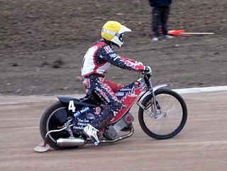 Richard Hall (speedway rider) English motorcycle speedway rider