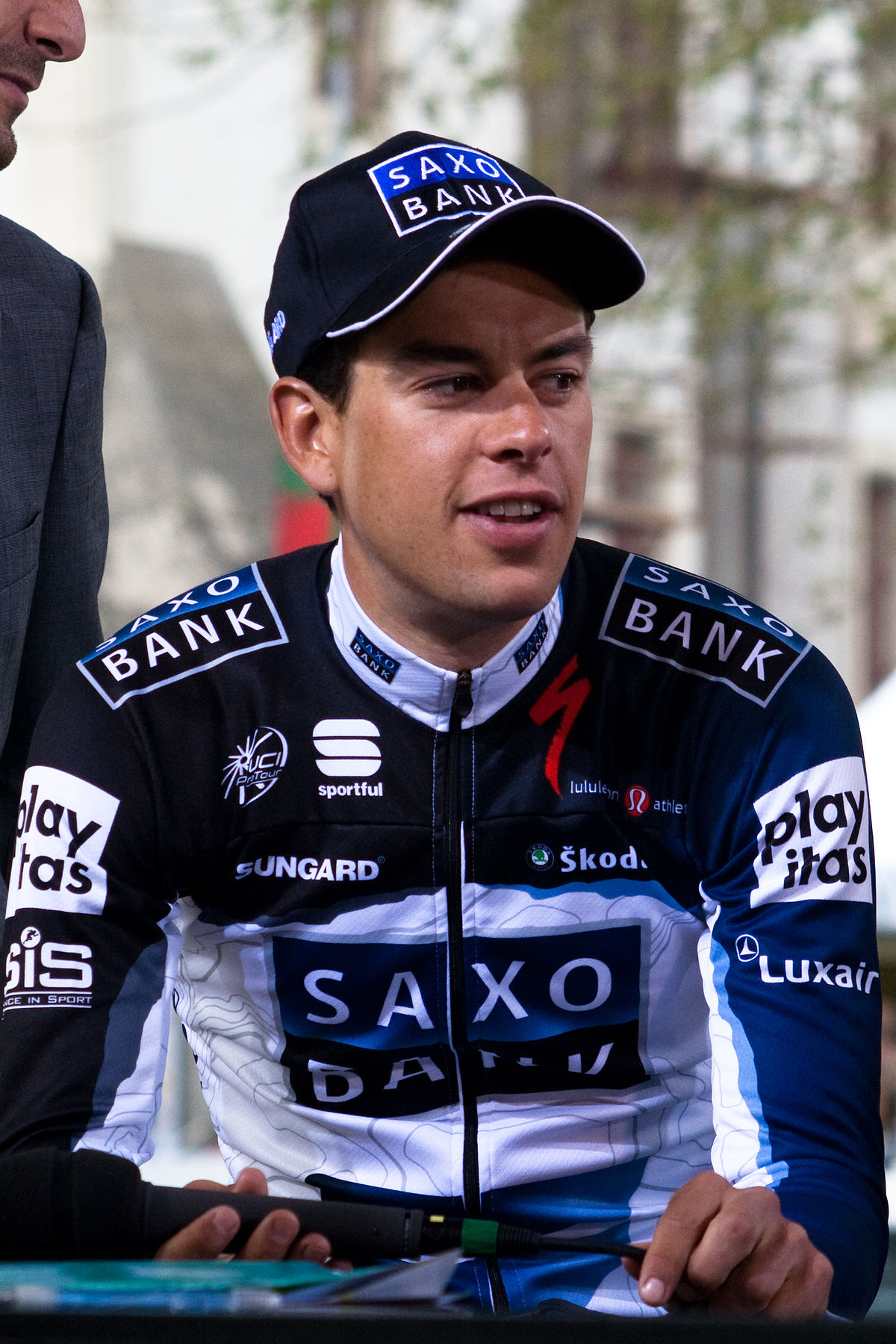 Richie porte wikipedia for Richie porte and bmc