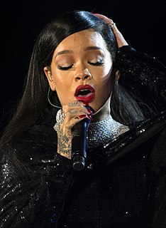 Rihanna singles discography