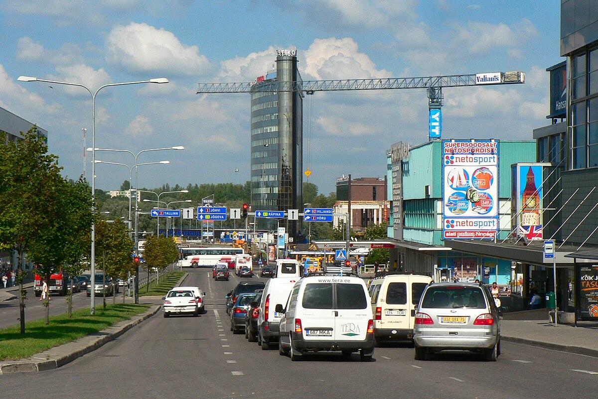 ff8910b4c27 Tartu liiklus – Vikipeedia