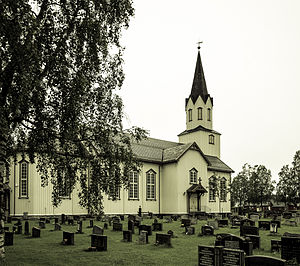 Rindal - Rindal Church