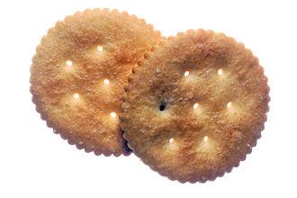 Ritz Crackers - Image: Ritz Crackers