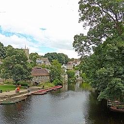River Nidd, Knaresborough (28594847145)