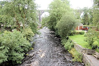 River Twiss river in the United Kingdom