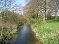 River Wensum from bridge at South Mill Farm - geograph.org.uk - 401660.jpg