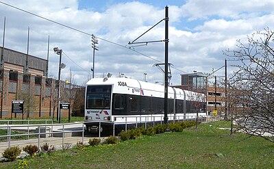 Riverfront Stadium station