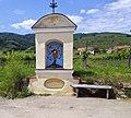 Roadside chapel west of Krems. Danube bike path, Niederösterreich, Austria. - panoramio.jpg