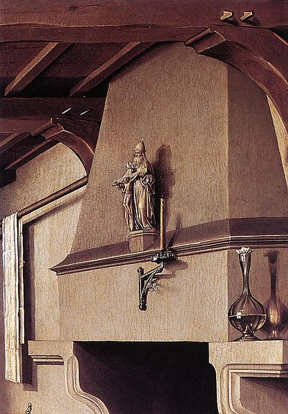 File:Robert Campin - The Werl Altarpiece (detail) - WGA14440.jpg