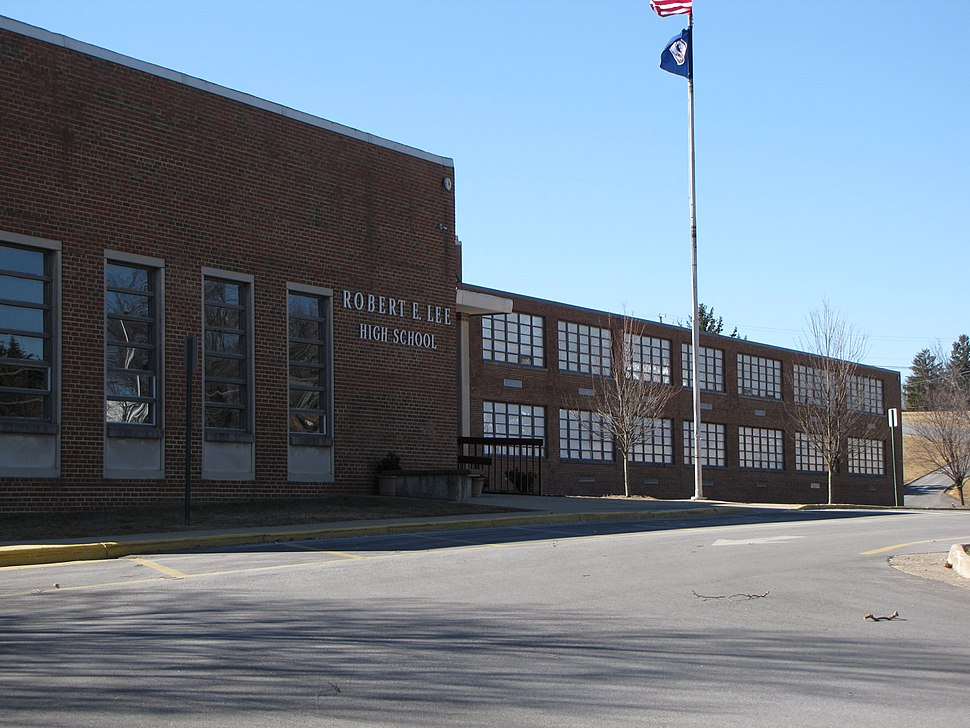 Robert E. Lee High School, Staunton, VA