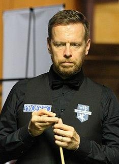 Robin Hull Finnish snooker player