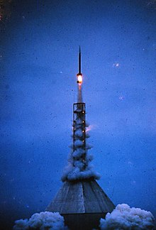 Rocket launch Churchill Manitoba circa 1965 07.jpg