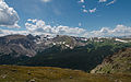 Rocky Mountains around Mount Ida, Rocky Mountains National Park 20110824 1.jpg