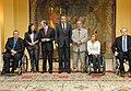 Rodríguez Zapatero recibe a representantes de las Asociaciones de Víctimas de Accidentes de Tráfico.jpg