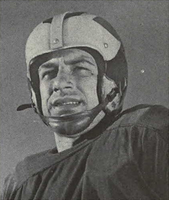 Roger Zatkoff - Zatkoff in 1952