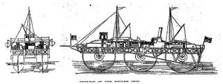 Roller ship